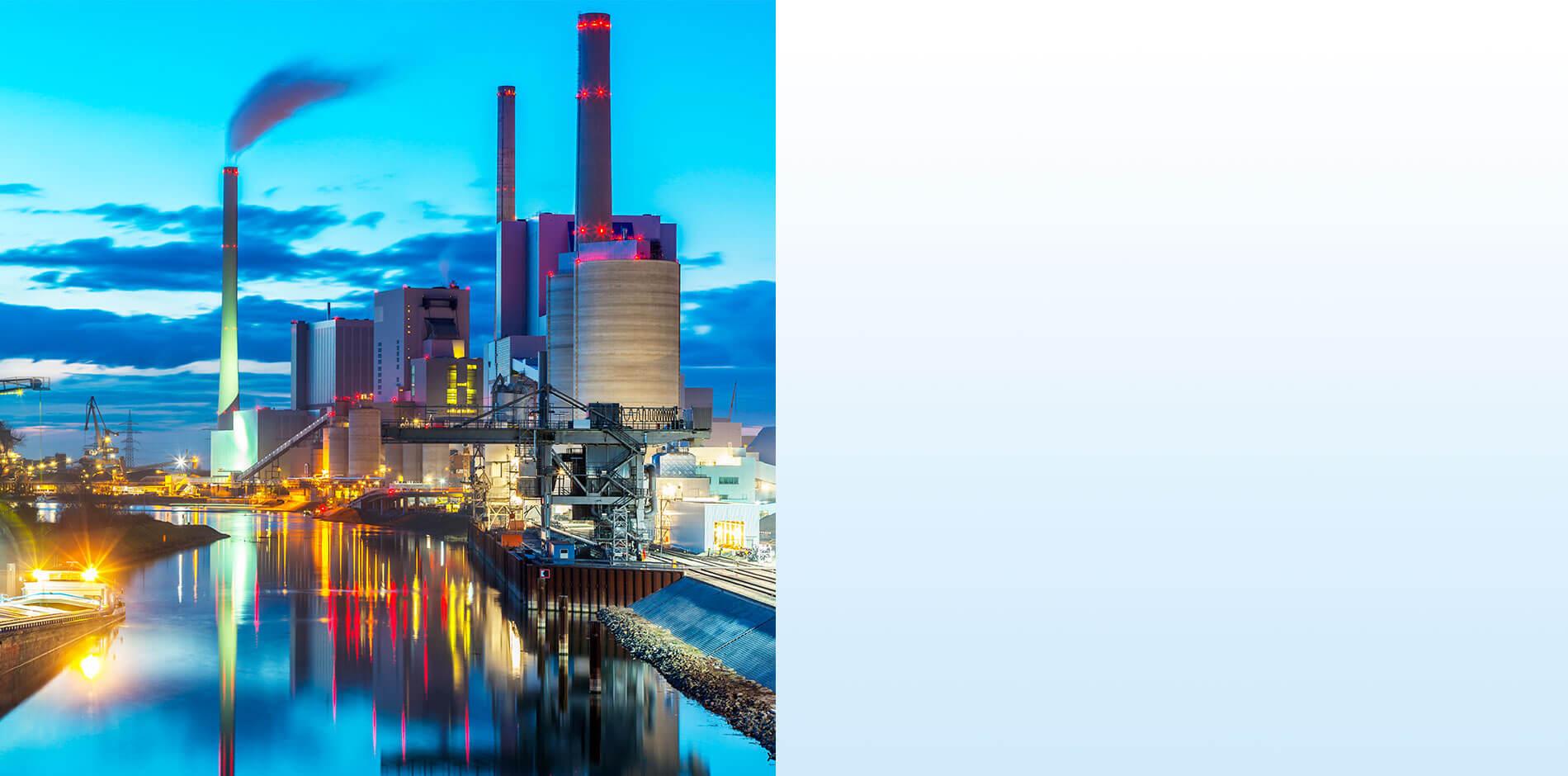 बिजली केन्द्रों और औद्योगिक अनुप्रयोगों में ऊर्जा और पानी की दक्षता को अधिकतम करना